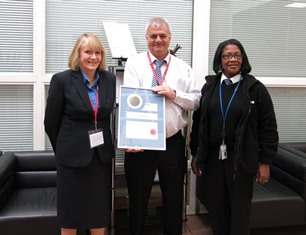 Churchill Security Solutions teams at IPSL receive Silver Fox Certificates for 2014